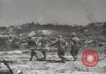 Image of 5th Marine Division Peleliu Palau Islands, 1944, second 57 stock footage video 65675022958