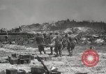 Image of 5th Marine Division Peleliu Palau Islands, 1944, second 59 stock footage video 65675022958