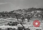 Image of 5th Marine Division Peleliu Palau Islands, 1944, second 60 stock footage video 65675022958