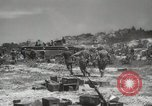 Image of 5th Marine Division Peleliu Palau Islands, 1944, second 61 stock footage video 65675022958