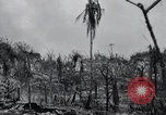 Image of 81st Army Division firing on sniper Peleliu Palau Islands, 1944, second 34 stock footage video 65675022967