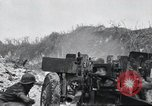 Image of 81st Army Division firing on sniper Peleliu Palau Islands, 1944, second 42 stock footage video 65675022967