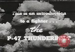 Image of P-47 Thunderbolt United States USA, 1943, second 40 stock footage video 65675022991