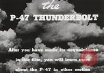 Image of P-47 Thunderbolt United States USA, 1943, second 50 stock footage video 65675022991