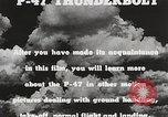 Image of P-47 Thunderbolt United States USA, 1943, second 54 stock footage video 65675022991