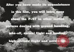 Image of P-47 Thunderbolt United States USA, 1943, second 60 stock footage video 65675022991