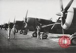 Image of Pilot receives familiarization training in P-47 aircraft United States USA, 1943, second 2 stock footage video 65675022993