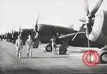 Image of Pilot receives familiarization training in P-47 aircraft United States USA, 1943, second 5 stock footage video 65675022993