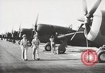 Image of Pilot receives familiarization training in P-47 aircraft United States USA, 1943, second 7 stock footage video 65675022993