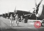 Image of Pilot receives familiarization training in P-47 aircraft United States USA, 1943, second 8 stock footage video 65675022993