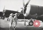 Image of Pilot receives familiarization training in P-47 aircraft United States USA, 1943, second 12 stock footage video 65675022993
