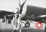 Image of Pilot receives familiarization training in P-47 aircraft United States USA, 1943, second 13 stock footage video 65675022993