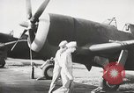 Image of Pilot receives familiarization training in P-47 aircraft United States USA, 1943, second 14 stock footage video 65675022993