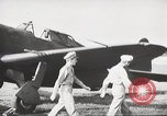 Image of Pilot receives familiarization training in P-47 aircraft United States USA, 1943, second 16 stock footage video 65675022993