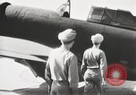 Image of Pilot receives familiarization training in P-47 aircraft United States USA, 1943, second 19 stock footage video 65675022993