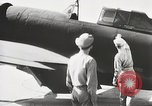 Image of Pilot receives familiarization training in P-47 aircraft United States USA, 1943, second 20 stock footage video 65675022993