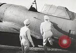Image of Pilot receives familiarization training in P-47 aircraft United States USA, 1943, second 21 stock footage video 65675022993