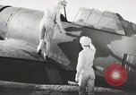 Image of Pilot receives familiarization training in P-47 aircraft United States USA, 1943, second 23 stock footage video 65675022993