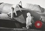Image of Pilot receives familiarization training in P-47 aircraft United States USA, 1943, second 25 stock footage video 65675022993