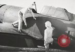 Image of Pilot receives familiarization training in P-47 aircraft United States USA, 1943, second 26 stock footage video 65675022993