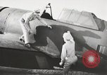 Image of Pilot receives familiarization training in P-47 aircraft United States USA, 1943, second 27 stock footage video 65675022993