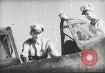 Image of Pilot receives familiarization training in P-47 aircraft United States USA, 1943, second 30 stock footage video 65675022993