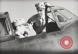 Image of Pilot receives familiarization training in P-47 aircraft United States USA, 1943, second 44 stock footage video 65675022993