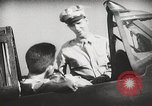 Image of Blindfold cockpit check in P-47 aircraft United States USA, 1943, second 5 stock footage video 65675022994