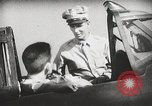 Image of Blindfold cockpit check in P-47 aircraft United States USA, 1943, second 11 stock footage video 65675022994