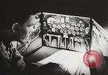 Image of Blindfold cockpit check in P-47 aircraft United States USA, 1943, second 21 stock footage video 65675022994