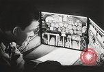 Image of Blindfold cockpit check in P-47 aircraft United States USA, 1943, second 22 stock footage video 65675022994