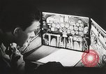 Image of Blindfold cockpit check in P-47 aircraft United States USA, 1943, second 23 stock footage video 65675022994