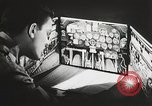Image of Blindfold cockpit check in P-47 aircraft United States USA, 1943, second 32 stock footage video 65675022994