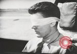 Image of Blindfold cockpit check in P-47 aircraft United States USA, 1943, second 40 stock footage video 65675022994