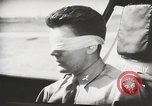 Image of Blindfold cockpit check in P-47 aircraft United States USA, 1943, second 41 stock footage video 65675022994