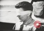 Image of Blindfold cockpit check in P-47 aircraft United States USA, 1943, second 44 stock footage video 65675022994