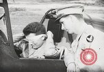 Image of Blindfold cockpit check in P-47 aircraft United States USA, 1943, second 47 stock footage video 65675022994