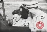Image of Blindfold cockpit check in P-47 aircraft United States USA, 1943, second 51 stock footage video 65675022994