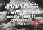 Image of P-47 Thunderbolt United States USA, 1943, second 24 stock footage video 65675023000