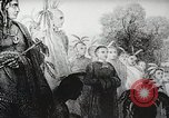 Image of American colonists United States USA, 1969, second 58 stock footage video 65675023013
