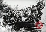 Image of Border struggle Canada, 1969, second 13 stock footage video 65675023016