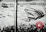 Image of Border struggle Canada, 1969, second 30 stock footage video 65675023016