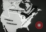 Image of Border struggle Canada, 1969, second 47 stock footage video 65675023016