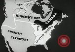 Image of Border struggle Canada, 1969, second 49 stock footage video 65675023016