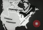 Image of Border struggle Canada, 1969, second 50 stock footage video 65675023016