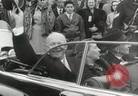 Image of President Dwight D Eisenhower Ottawa Ontario Canada, 1953, second 52 stock footage video 65675023019