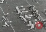 Image of College football game College Park Maryland USA, 1953, second 9 stock footage video 65675023024