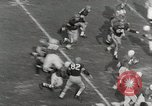 Image of College football game College Park Maryland USA, 1953, second 11 stock footage video 65675023024