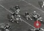 Image of College football game College Park Maryland USA, 1953, second 13 stock footage video 65675023024