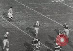 Image of College football game College Park Maryland USA, 1953, second 15 stock footage video 65675023024